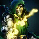 Dr. Droom - Marvel Villain Series by ericvasquez84
