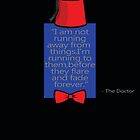 &quot;To Quote The Doctor&quot; by Ameda Nowlin
