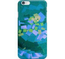 Blue Mosaic iPhone Case/Skin