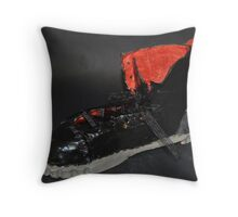 Da Boot Throw Pillow