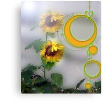 Sunflower  2 Canvas Print