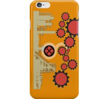 Wheels of Industry iPhone Case/Skin