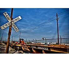 The Crossing of TTRX 360699 Photographic Print