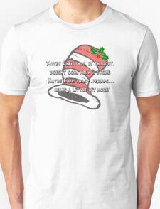 Dr Seuss: Christmas Cheer Unisex T-Shirt