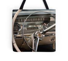 1958 Cadillac Dash Tote Bag