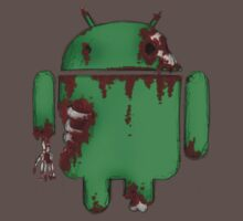 Zombie Droid by Rob Goforth