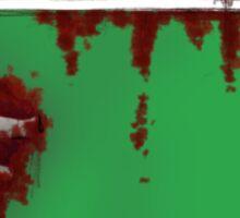Zombie Droid Sticker