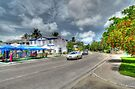 East Bay Street at Potter's Cay - Nassau, The Bahamas by 242Digital