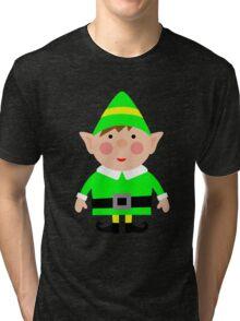 Mr green elf Tri-blend T-Shirt