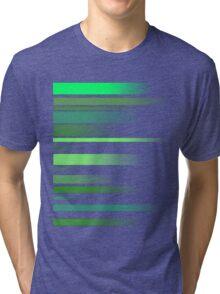 Stripes Tri-blend T-Shirt