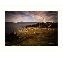 Fanad Head Lighthouse - Donegal Ireland Art Print