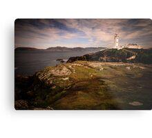 Fanad Head Lighthouse - Donegal Ireland Metal Print