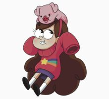 Gravity Falls - Mabel Kids Tee