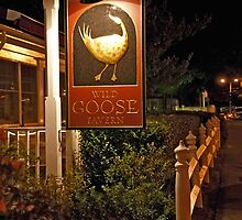Wild Goose Tavern by phil decocco