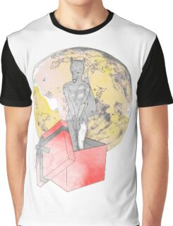 gifted wolf Graphic T-Shirt