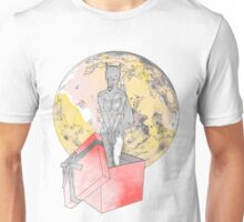gifted wolf Unisex T-Shirt