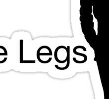 The Legs Sticker