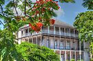 Old Annex of the Royal Victoria Hotel in Shirley Street - Nassau, The Bahamas by 242Digital