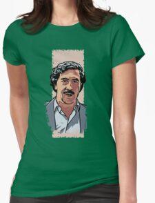 Pablo Escobar Womens T-Shirt