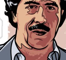 Pablo Escobar Sticker