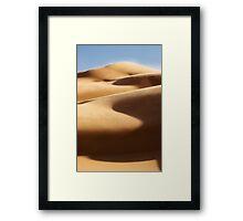 Dune 03 Framed Print