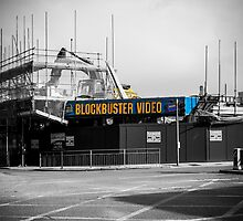 The deconstruction of Blockbuster by Ian Hufton