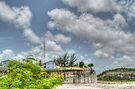 Along the East/West Highway in the West of Nassau, The Bahamas by 242Digital
