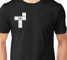 White Cube Net - Spectra Unisex T-Shirt