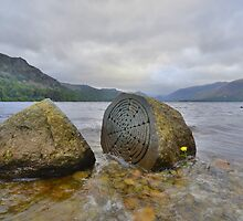 The Lake District: Millenium Stone by Rob Parsons