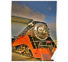 The Southern Pacific 4449  Poster