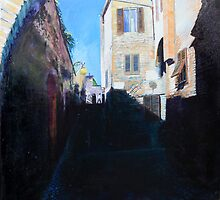 Untitled 5 - città toscane by Richard Sunderland