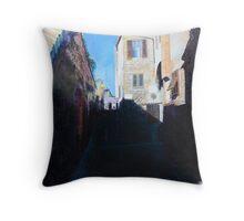 Untitled 5 - città toscane Throw Pillow