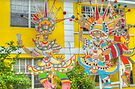 Junkanoo... A Bahamian Thing in West Street - Nassau, The Bahamas by Jeremy Lavender Photography