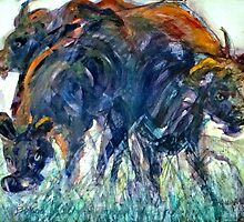 Bovine by Lee Baker DeVore