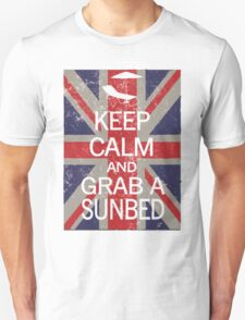 Keep Calm When You're On Holiday T-Shirt