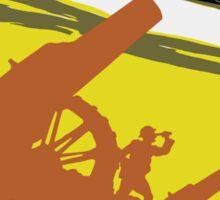 War Bonds Feed The Guns -- WW1 Sticker