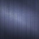 Dark Muted Blue Brushed Aluminum Metallic Look by artonwear