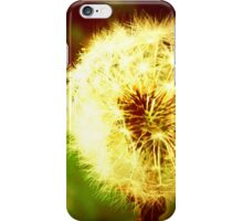 Electric Spring iPhone Case/Skin