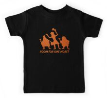 Haunted Mansion Hitchhiking Ghosts Kids Tee