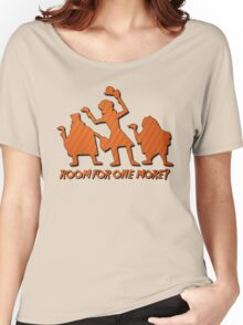 Haunted Mansion Hitchhiking Ghosts Women's Relaxed Fit T-Shirt