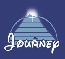 Journey (Disney Style) (Bright Blue) by LevelB