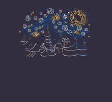 Ninja Starry Night Unisex T-Shirt