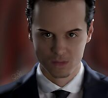 Jim Moriarty by RDobsonArt