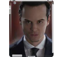 Jim Moriarty iPad Case/Skin