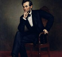 President Abraham Lincoln Painting by warishellstore