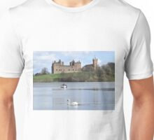 Linlithgow Loch and Palace , Scotland Unisex T-Shirt