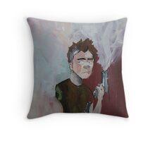 David Fairborne  Throw Pillow