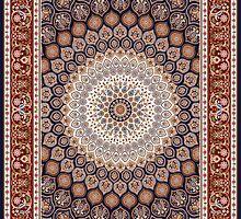 Oriental Graphic Art by Baker  Alhashki