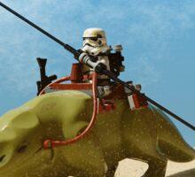 Sandtrooper Sticker