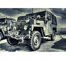 The Defender  Photographic Print